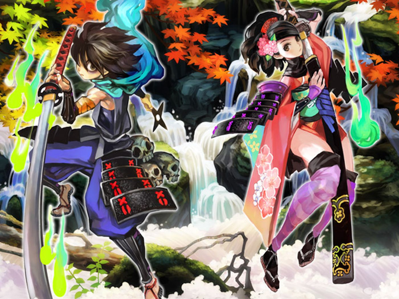 Muramasa Rebirth Coming To Ps Vita On June 25 Collector S Edition