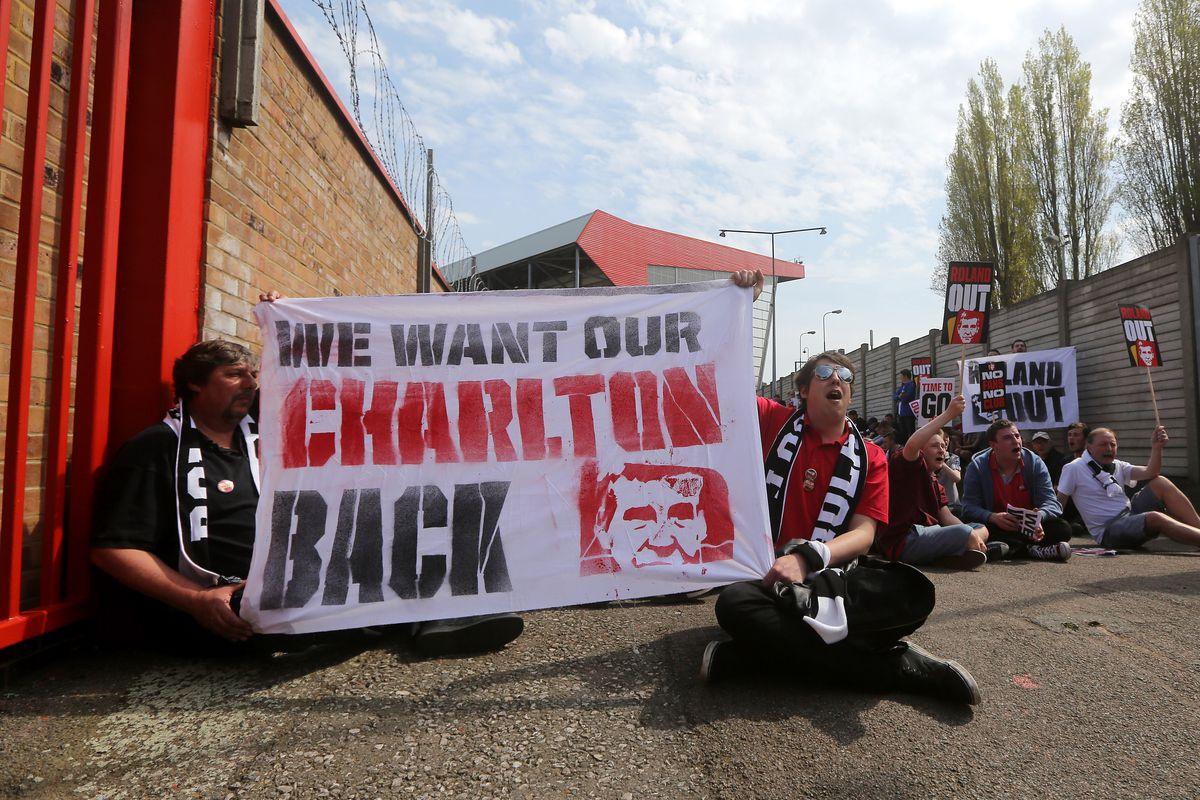 Charlton Athletic v Burnley - Sky Bet Championship