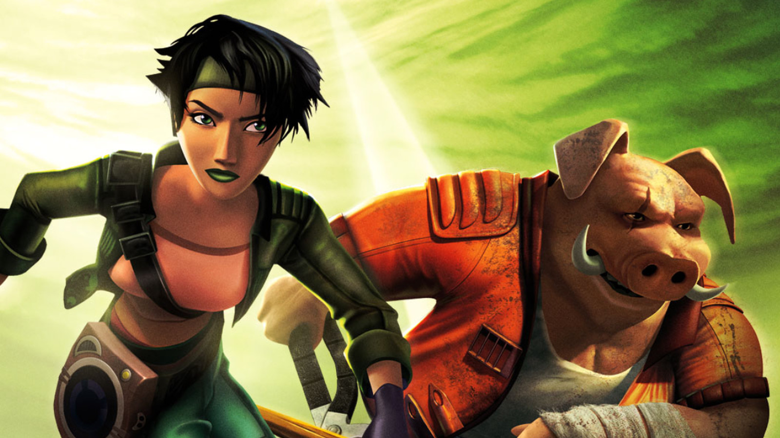 Beyond Good Evil 2 Might Actually Be Happening The Verge