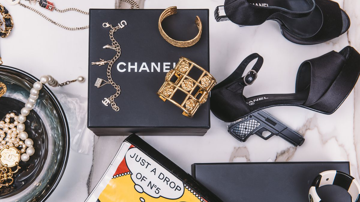 a260e9cf3395 This Consignment Shop Has the Largest Collection of Vintage Chanel in the  U.S.