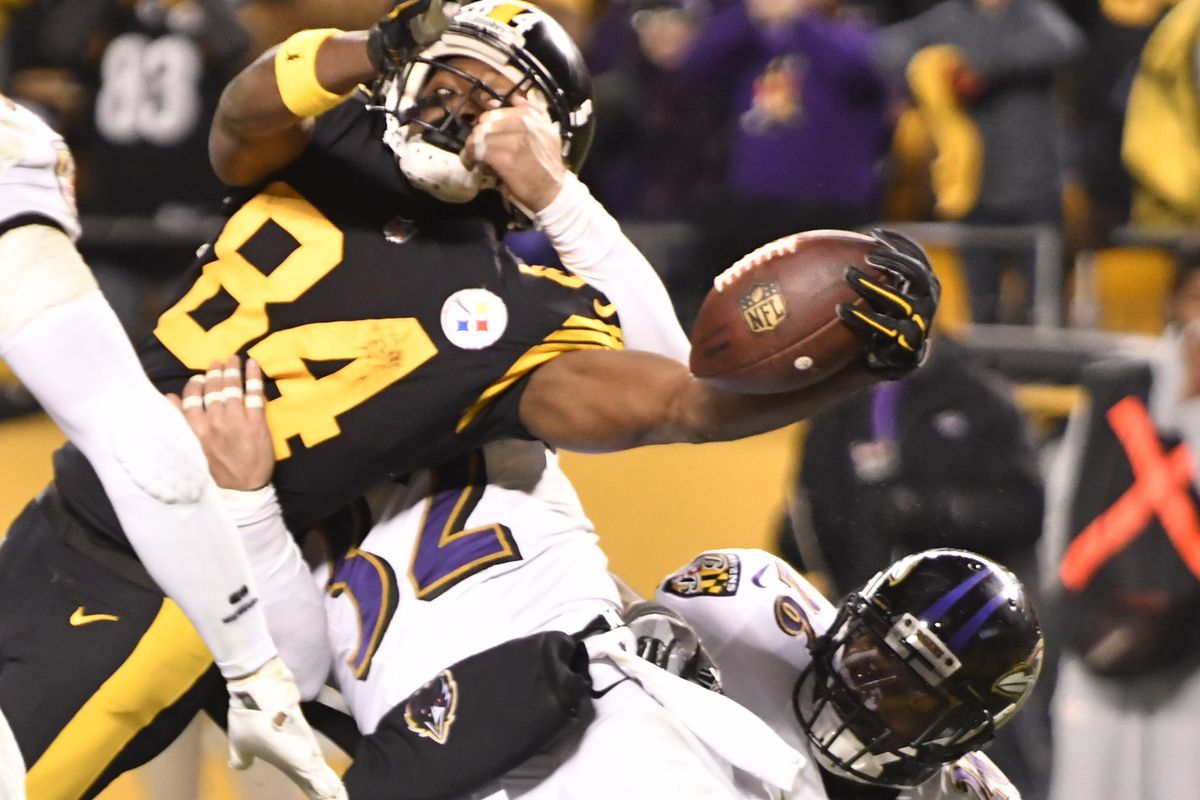 Ravens Still Not Over Christmas Day Loss To The Steelers A Year Ago