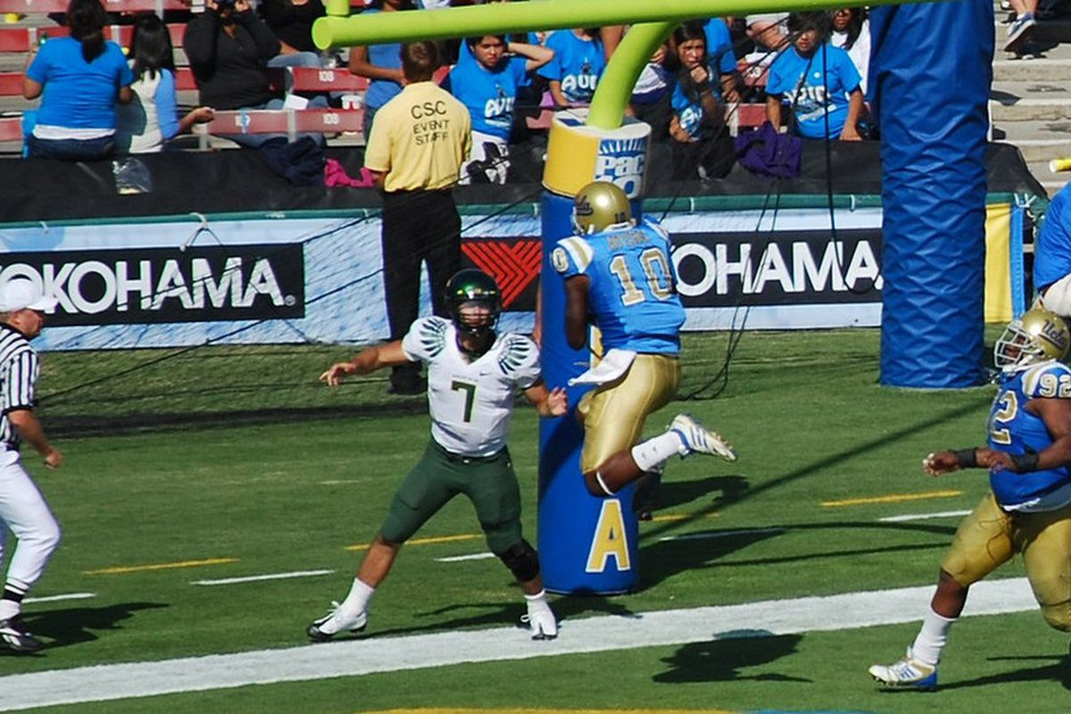 <em>You think another Bruin is going to make a huge play like Akeem this weekend? Photo Credit: Telemachus</em>