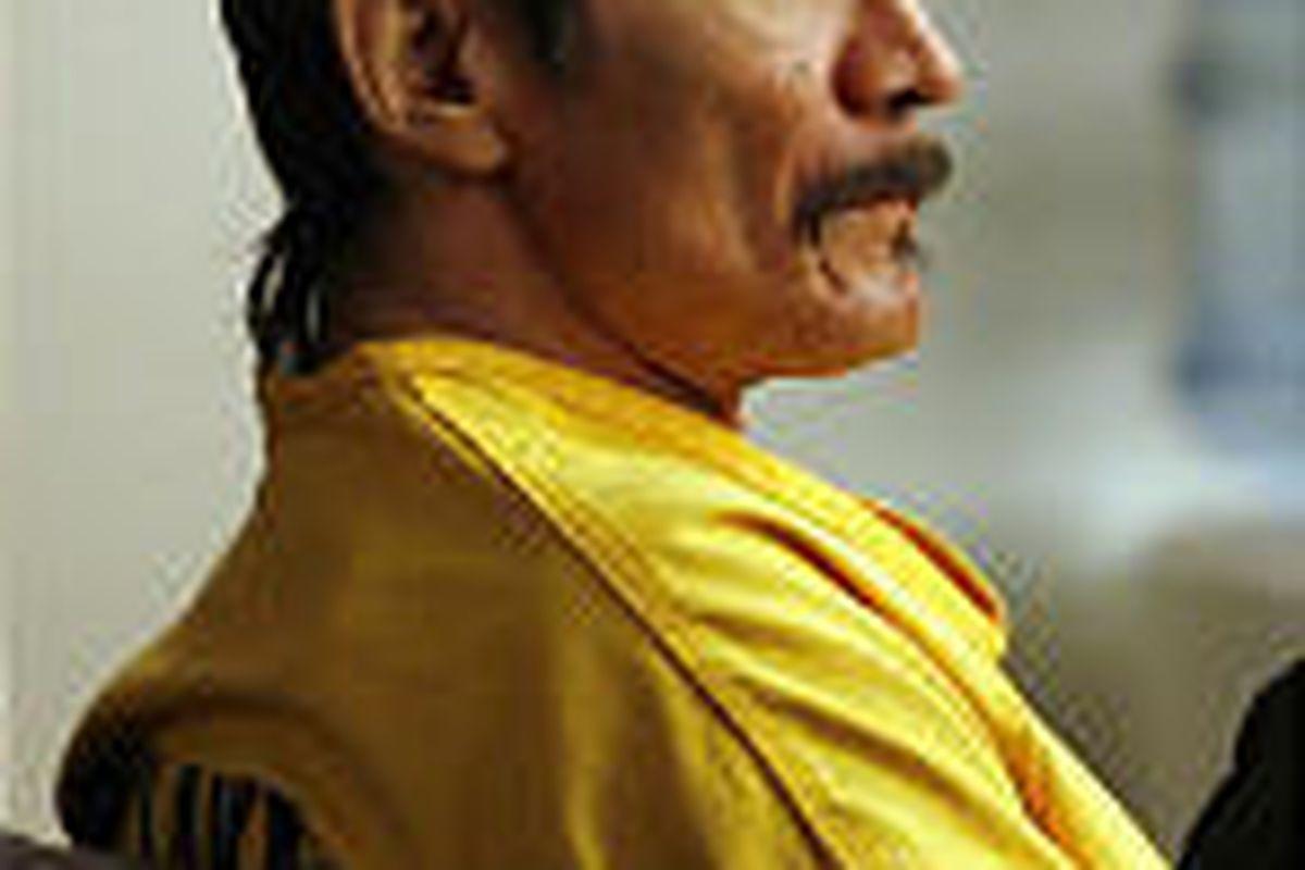 Floyd Eugene Maestas