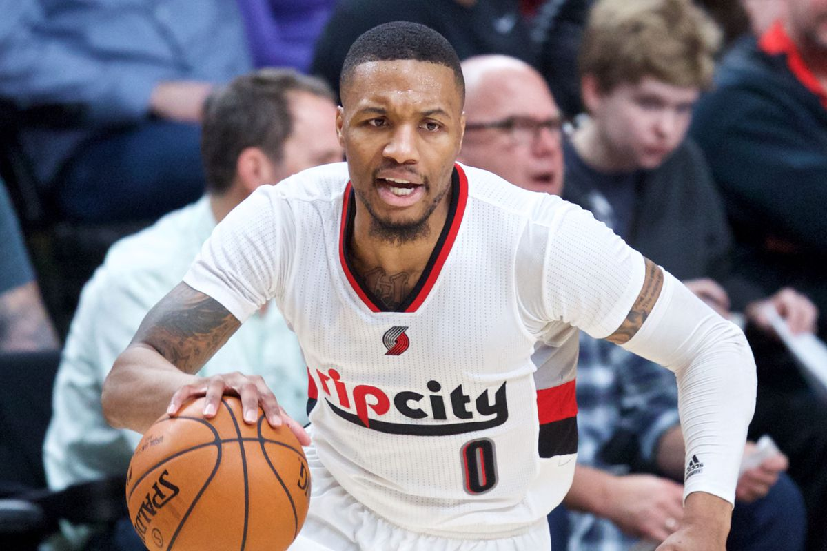 420f30939dd How the Damian Lillard Media Storm Changes the Trail Blazers Outlook ...