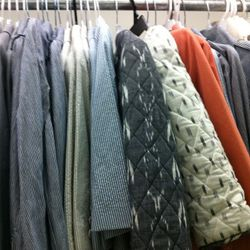 The size 2 and 4 blazer selection