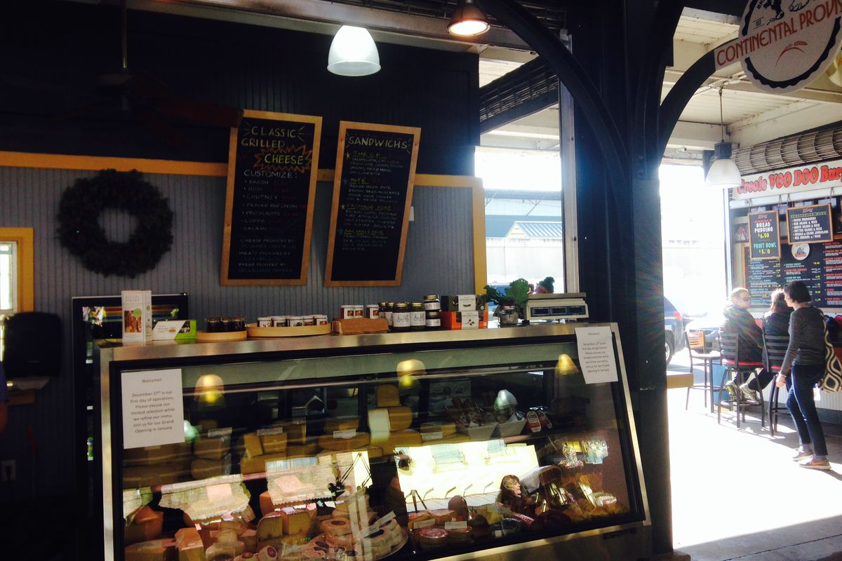 Continental Provisions, now open in The French Market