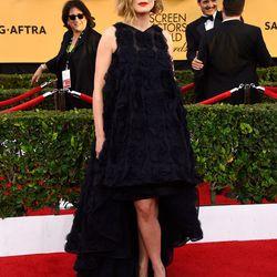 <em>Gone Girl</em>'s Rosamund Pike in Dior.