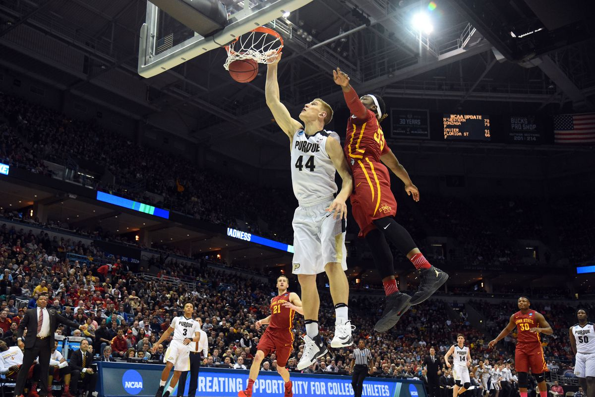 Iowa State's Season Over with Loss to Purdue