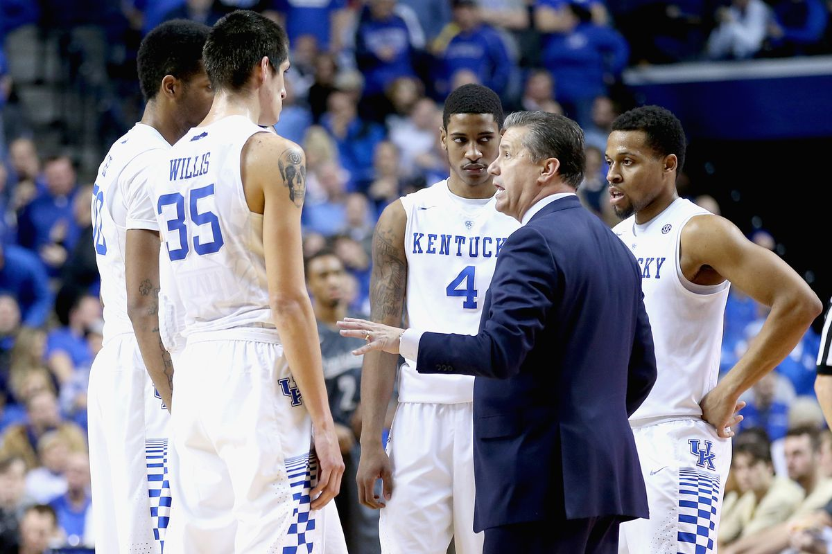 Uk Basketball 2016 17 Hype Video: Kentucky Basketball Schedule: Breaking Down Non-conference