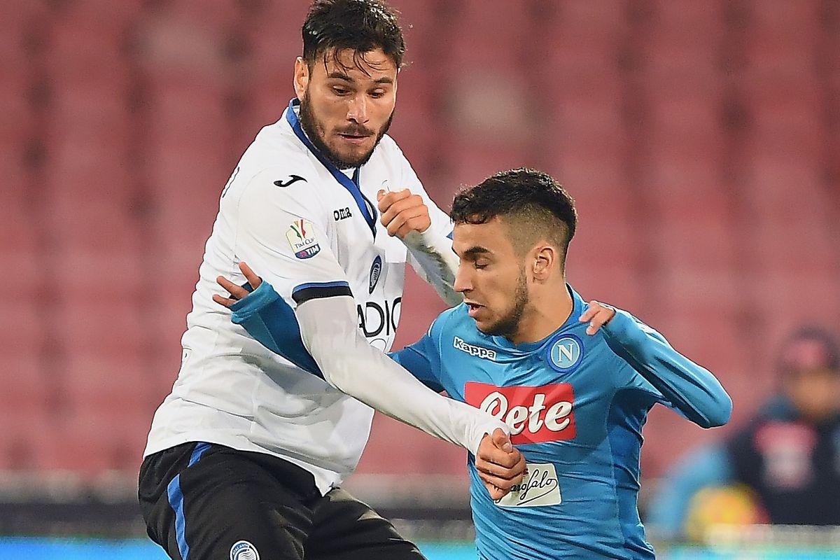 93461ebbecd9 Atalanta upsets sleepwalking Napoli in Coppa Italia - The Siren s Song