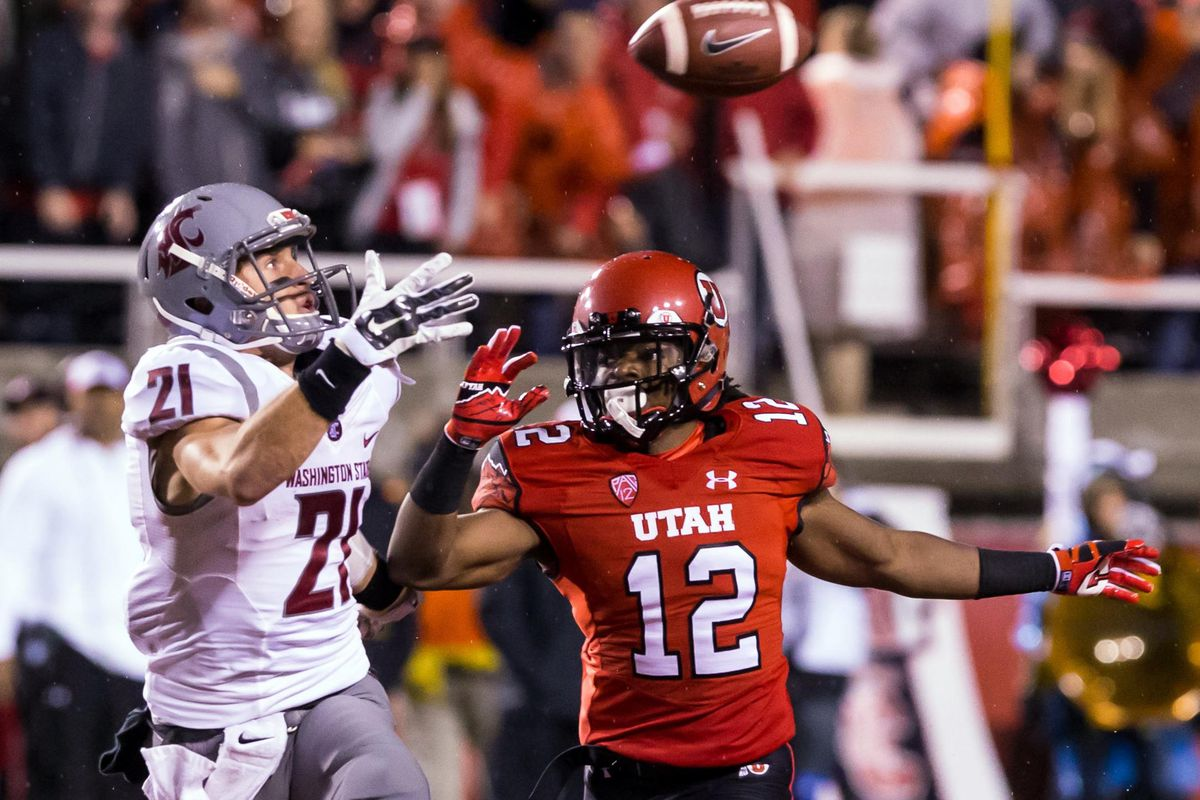 Washington State comes back from 21 point deficit to stun Utah 28-27.