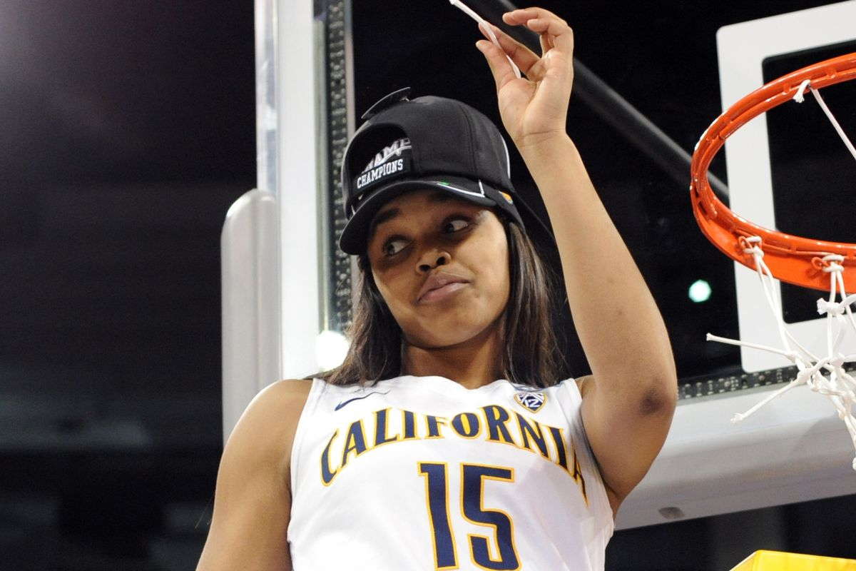 The net at which regional will the Golden Bears have the chance to cut down this year?