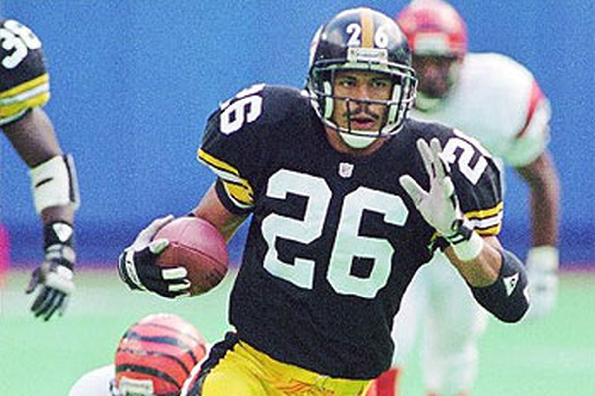 Throwback Thursday: Steelers legend Rod Woodson dominated in the 1990's -  Behind the Steel Curtain