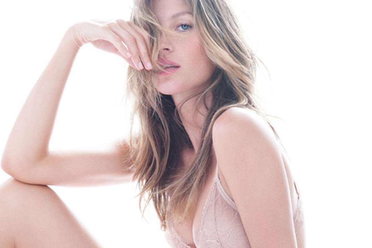 Gisele Bündchen Brazilian Intimates via Fashion Gone Rogue
