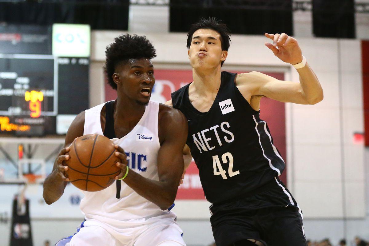 NBA: Summer League-Brooklyn Nets at Orlando Magic