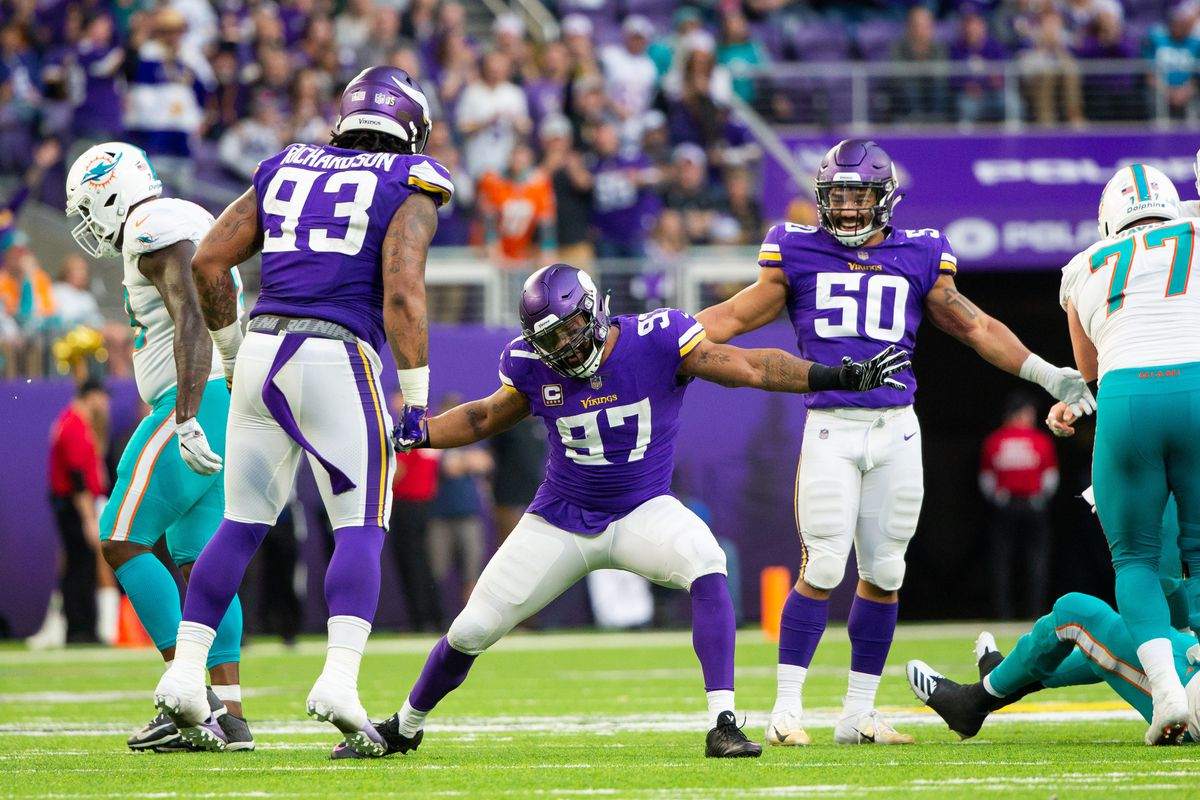 Can the Detroit Lions spoil the Minnesota Vikings playoff