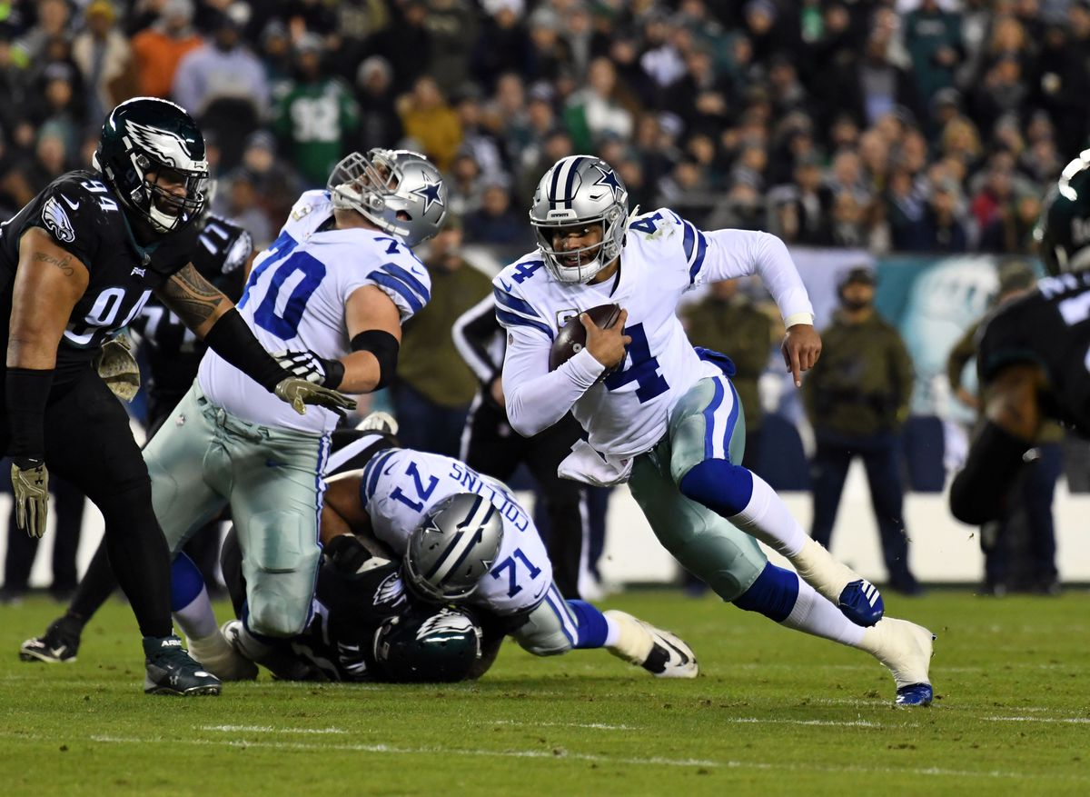 2364e6404 NFL  Dallas Cowboys at Philadelphia Eagles