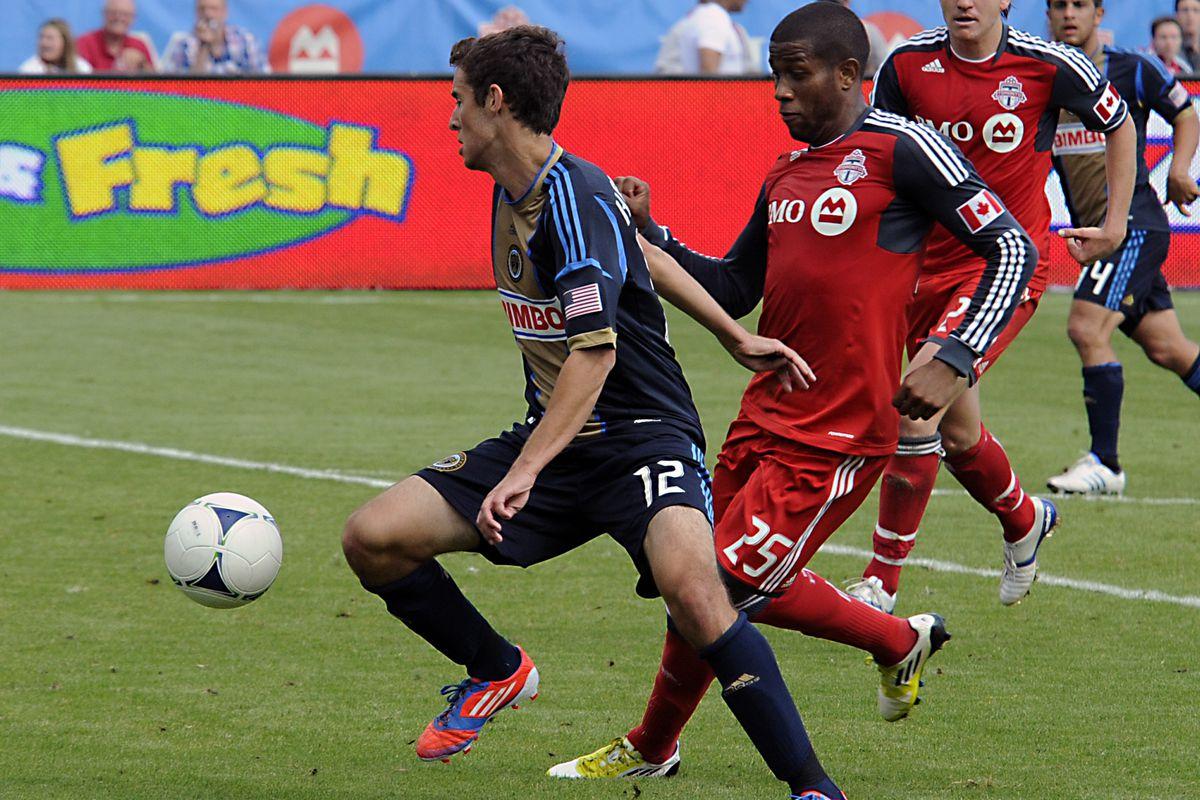 Philadelphia Union v Toronto FC