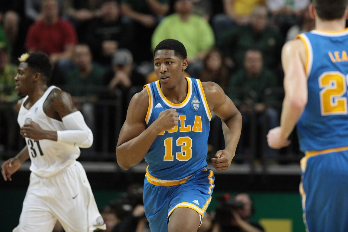The Brooklyn Nets select Ike Anigbogu from UCLA with the No. 22 overall pick in the Blazer's Edge 2017 NBA Mock Draft.