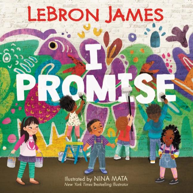 """LeBron James' """"I Promise."""""""