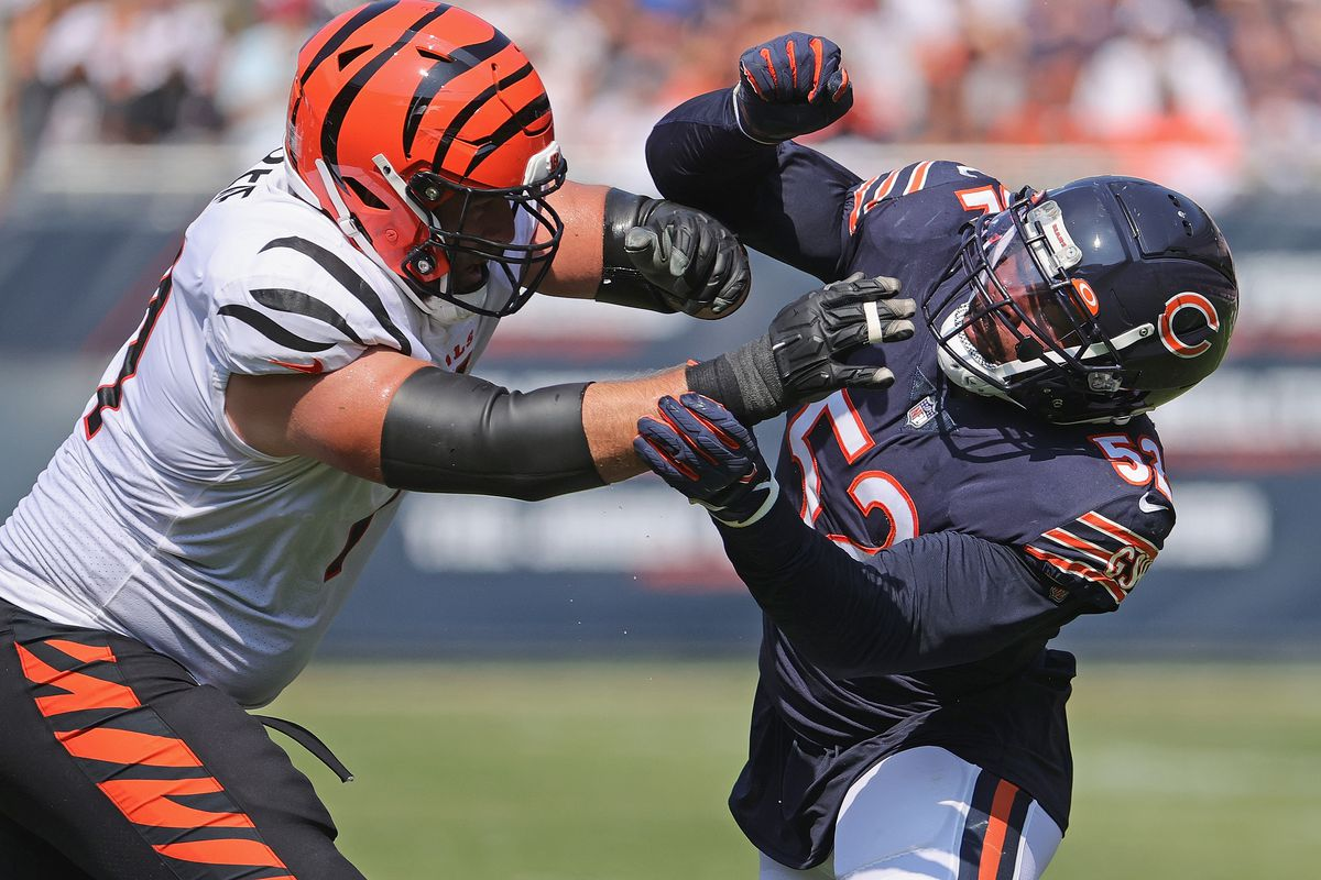 Cincinnati Bengals v Chicago Bears
