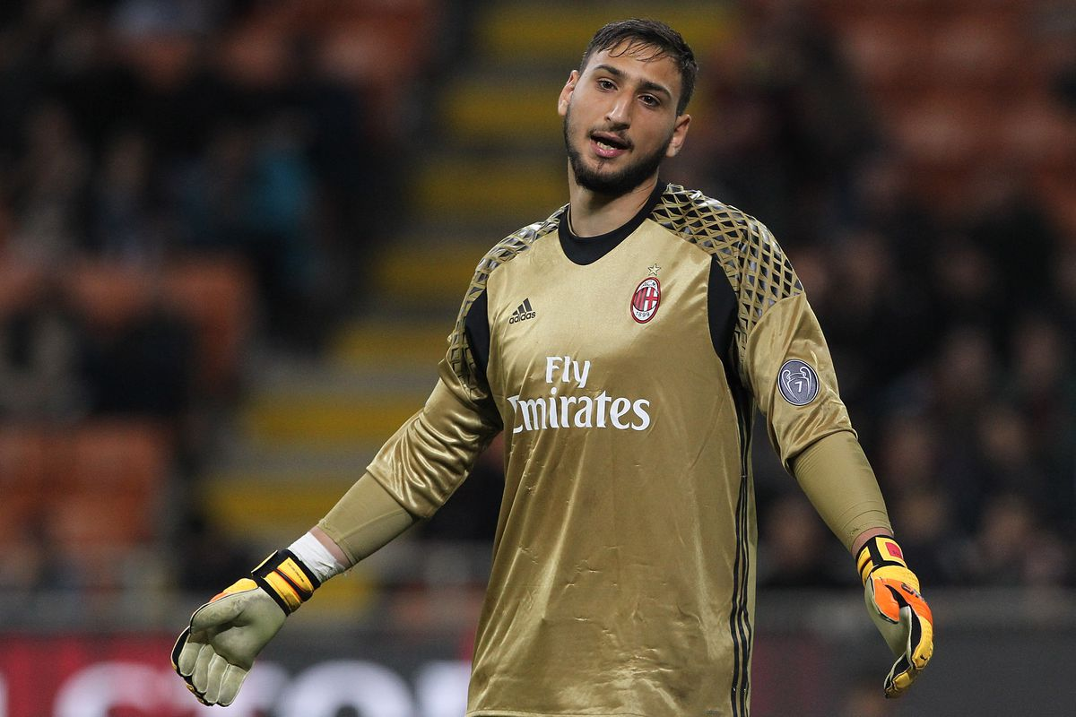 Gianluigi Donnarumma Will Not Renew AC Milan Contract