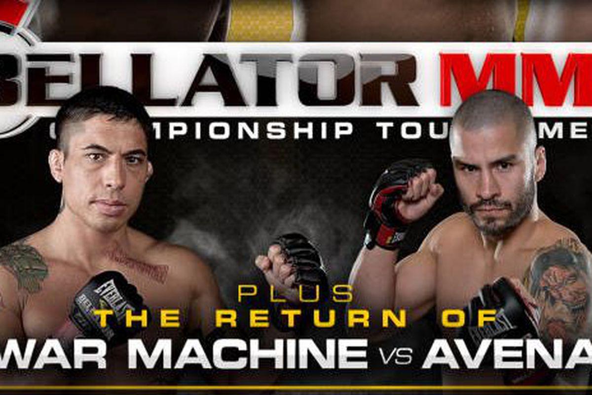 Image courtesy of Bellator MMA