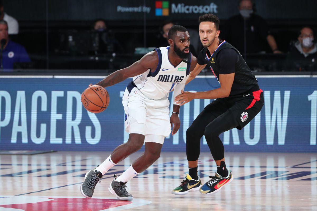 Dallas Mavericks v LA Clippers - Game Two