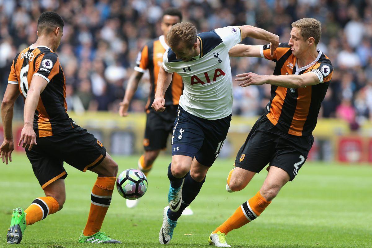 Hull City v Tottenham Hotspur - Premier League