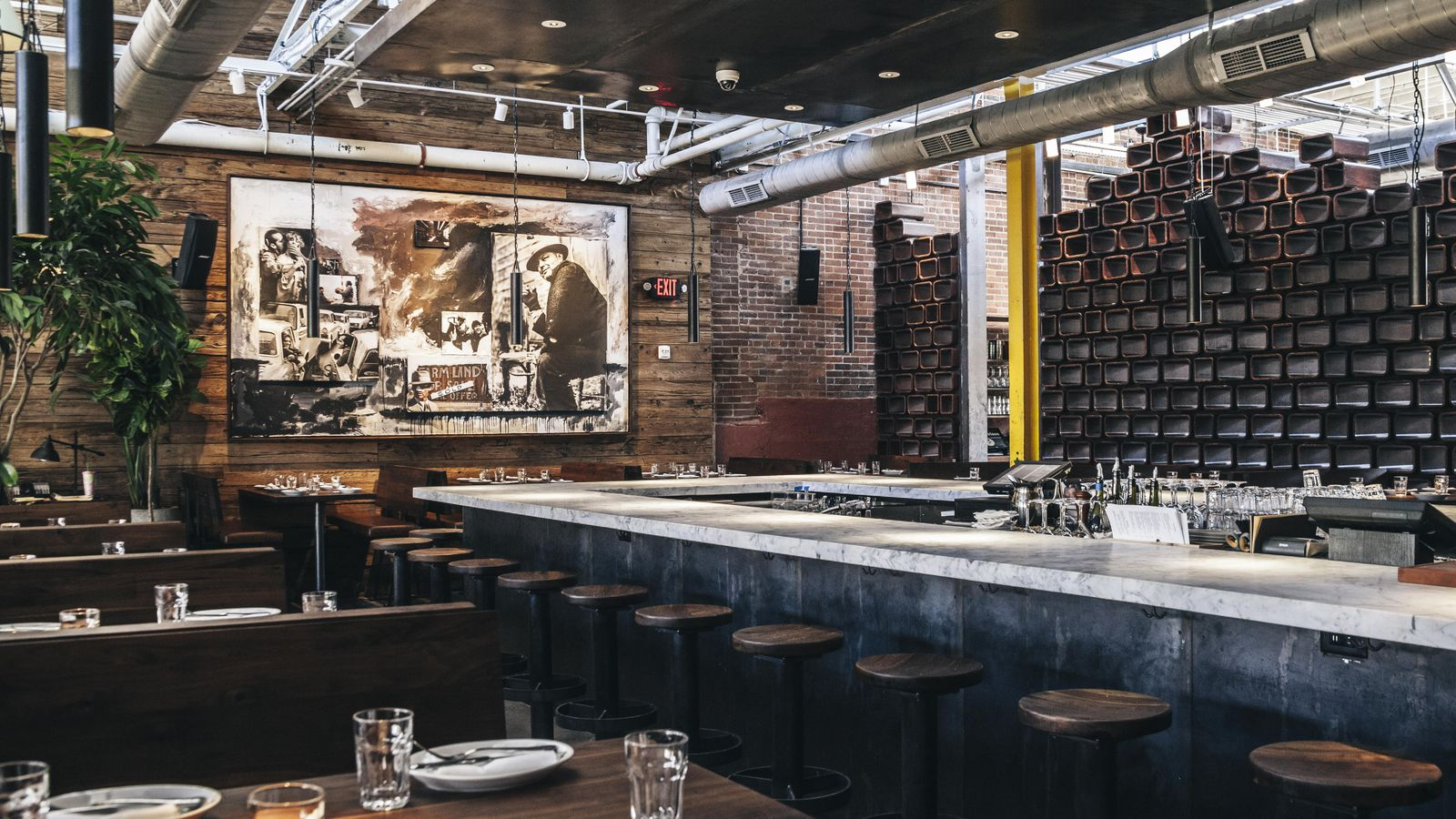 Barcelona Wine Bar Covertly Launched Brunch This Past Weekend