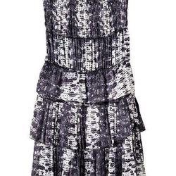 Silk Skirt, $99