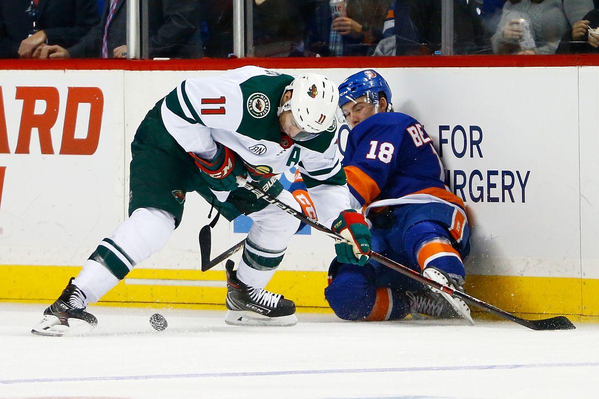 Minnesota WIld v New York Islanders