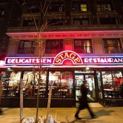 """<a href=""""http://ny.eater.com/archives/2012/11/midtown_institution_stage_deli_now_closed_for_good.php"""">The Shutter: Stage Deli</a>"""