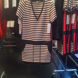 Drop-waist dress, $193 (was $550)