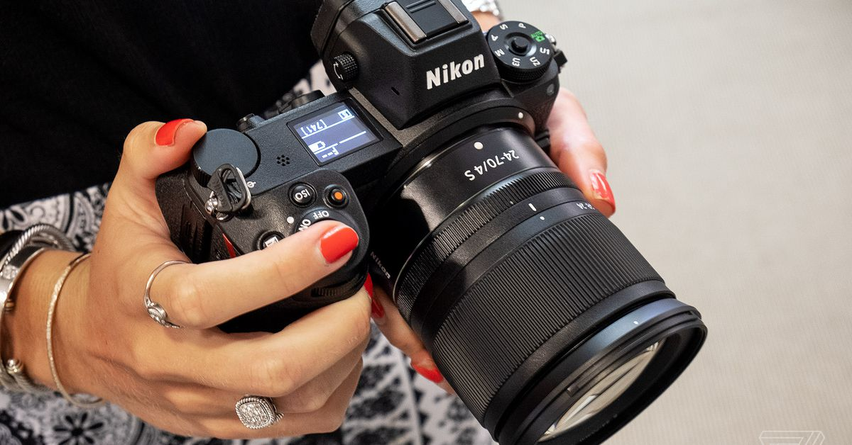 Nikon is offering free online photography classes for all of April