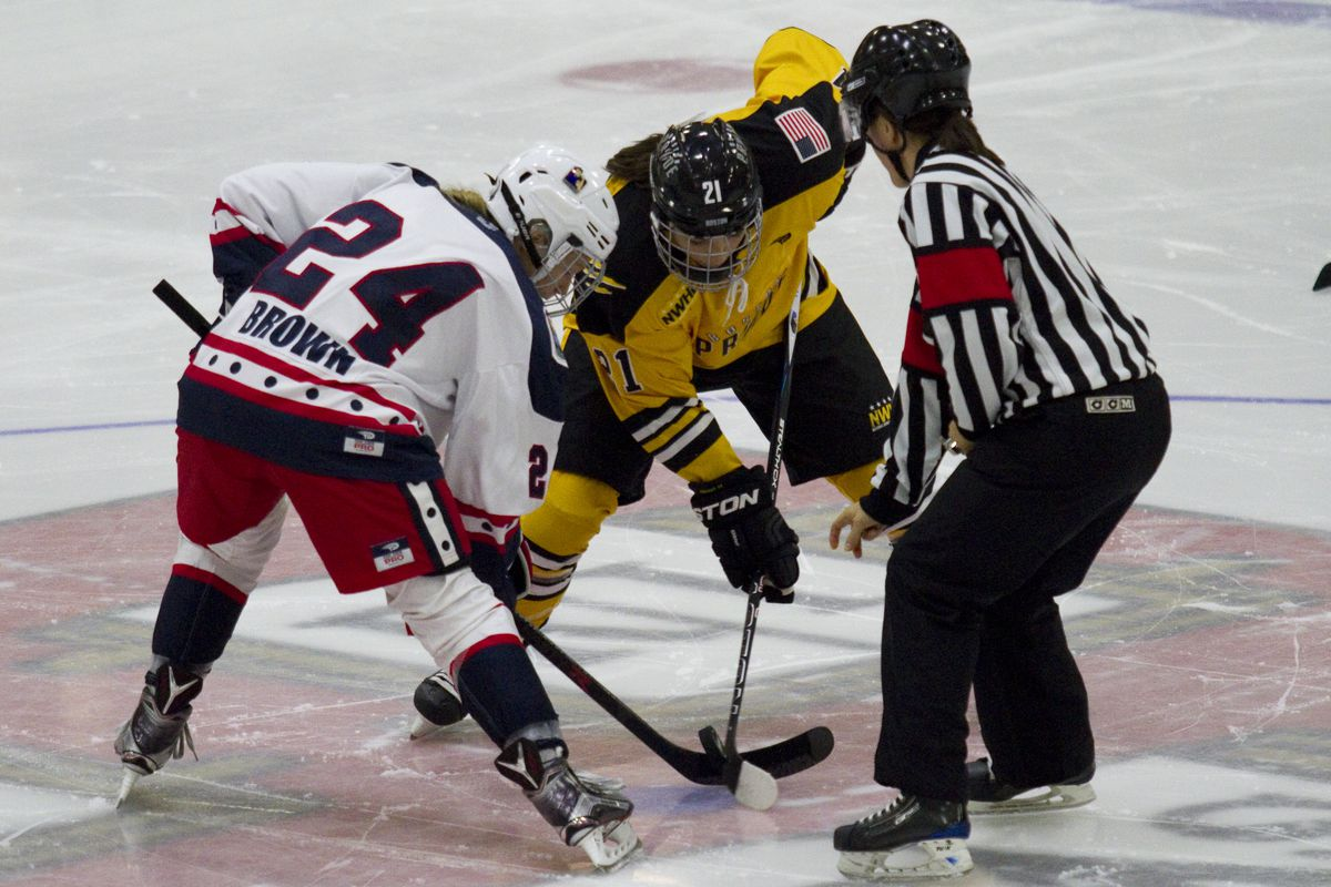 Photo Gallery: looking back at the first NWHL season