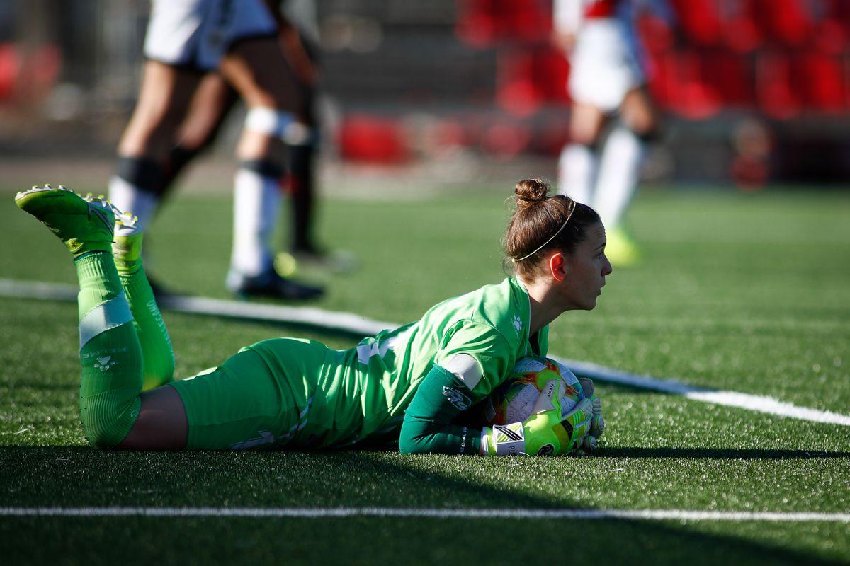 Women Football: Rayo Vallecano V Atletico De Madrid