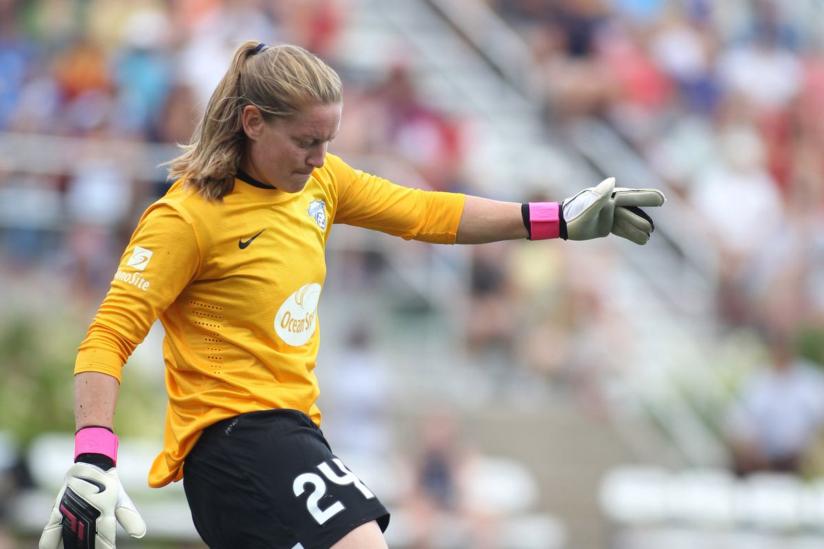 On Friday, the Breakers parted ways with backup goalkeeper Ashley Phillips, who won two matches in 2013