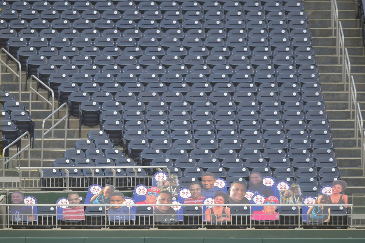 Washington Nationals and the Baltimore Orioles