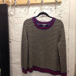 Dusen Dusen sweater, $162.50 (was $270)