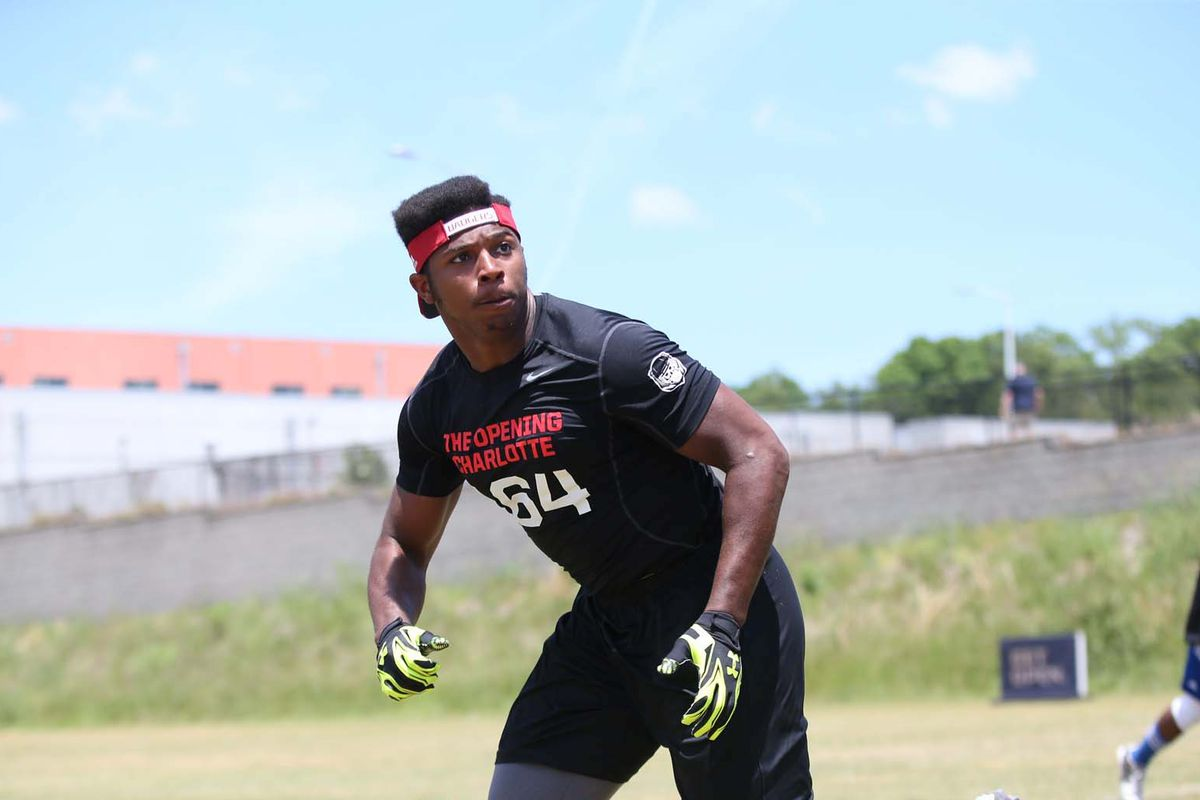 Recent reports have linked Wisconsin commit Antonio Williams to Ohio State at varying levels of interest.