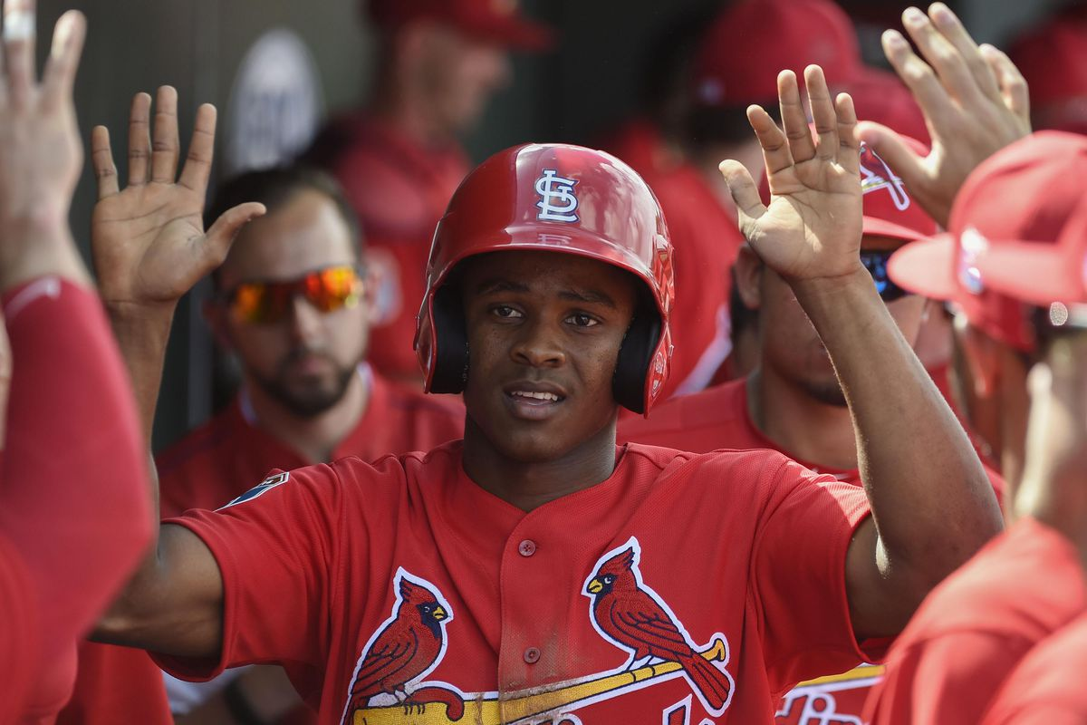 Peoria Chiefs outfielder Magneuris Sierra went 5-for-12 over the weekend with three RBIs.