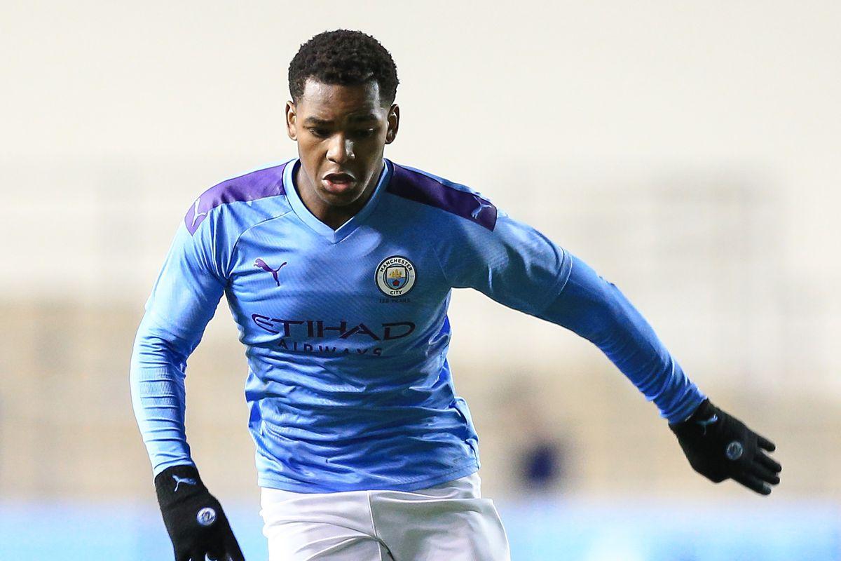 Manchester City U18 v Burnley U18 - FA Youth Cup