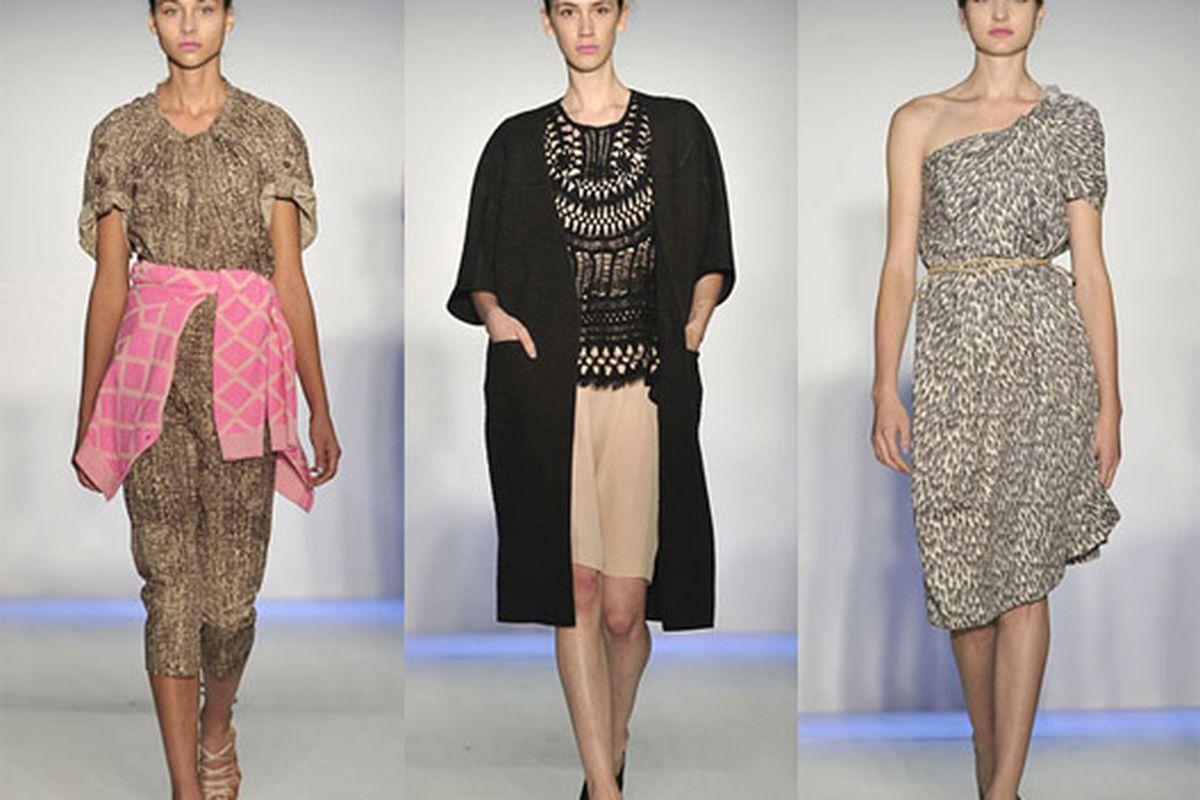 "Images via <a href=""http://nymag.com/fashion/fashionshows/2010/spring/main/newyork/womenrunway/adetacher/"">NYMag</a>"