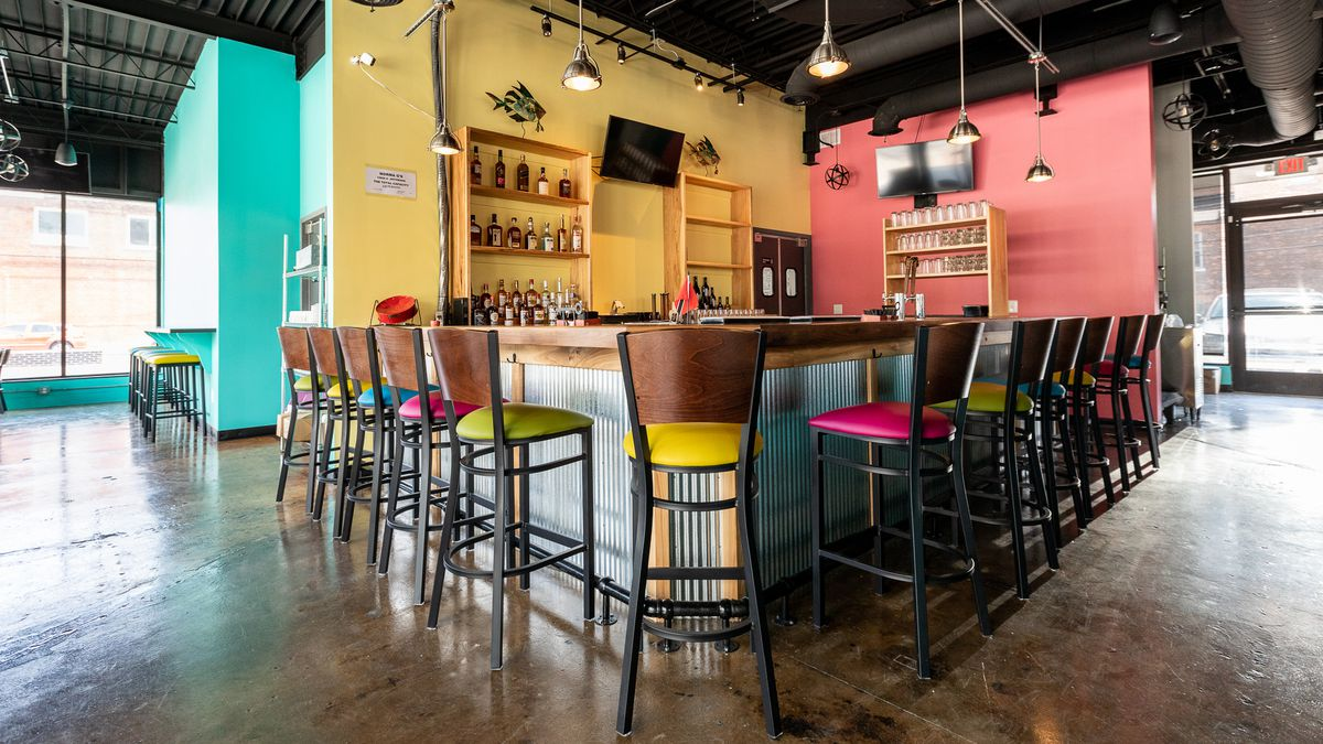 Norma G S A Caribbean Restaurant Opens In Detroit This Week Eater Detroit