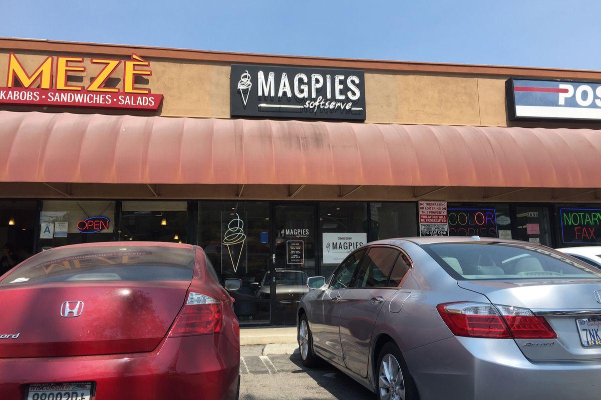 Magpies Softserve, Silver Lake