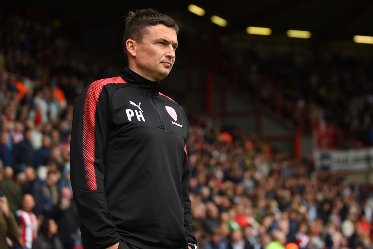 New Sunderland boss: Paul Heckingbottom could join Black Cats from Barnsley