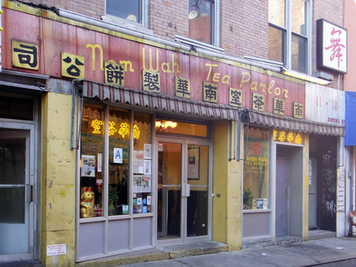 Manhattan Chinatown S 12 Oldest Eateries Eater Ny