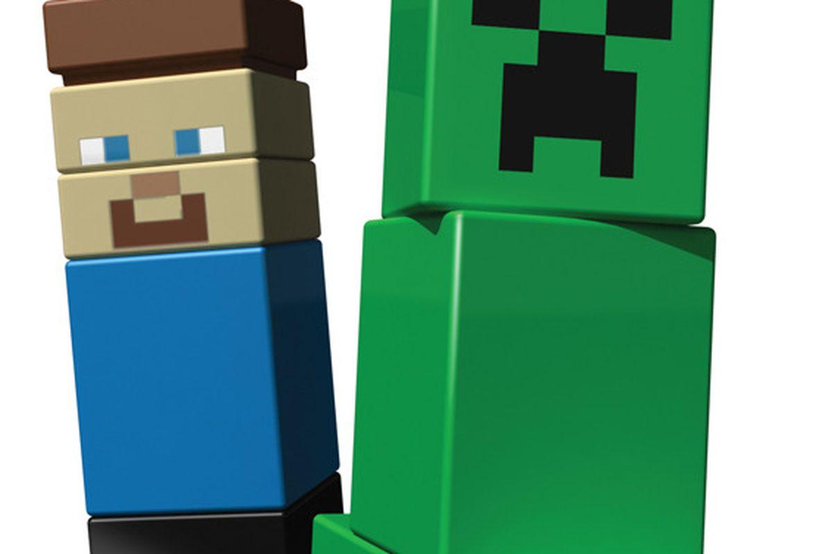 Lego Steve