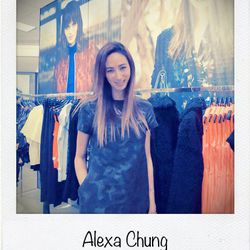 Ginger Wang, Topshop Soho Personal Shopping Assistant Manager